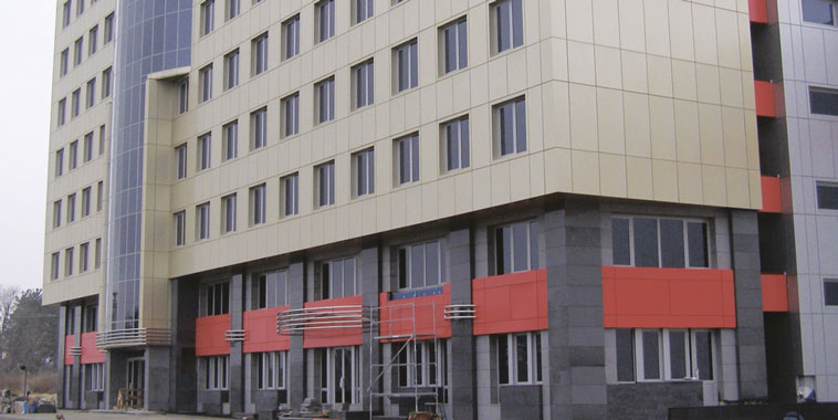 Офисное здание «Юта Сервис»